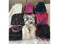 Age 2 - girl clothes bundle – 49 items