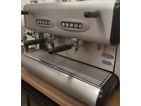 Refurbished 2 group espresso coffee machine la San marco