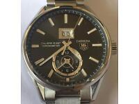 2015 Tag Heuer Calibre 8 GMT full set Just Serviced & warranty war5012.ba0723