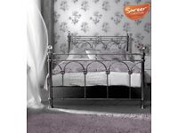 Brand New & Boxed Sonita Sareer Kingsize Bed
