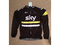 Team Sky Cycling Jersey and Trousers Size Medium
