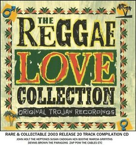 Reggae Best Greatest Hits Collection CD John Holt Dennis Brown Marcia Griffiths