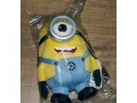 Minion Soft Toy Plush (Stuart)