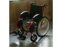 Brand new adault wheelchair
