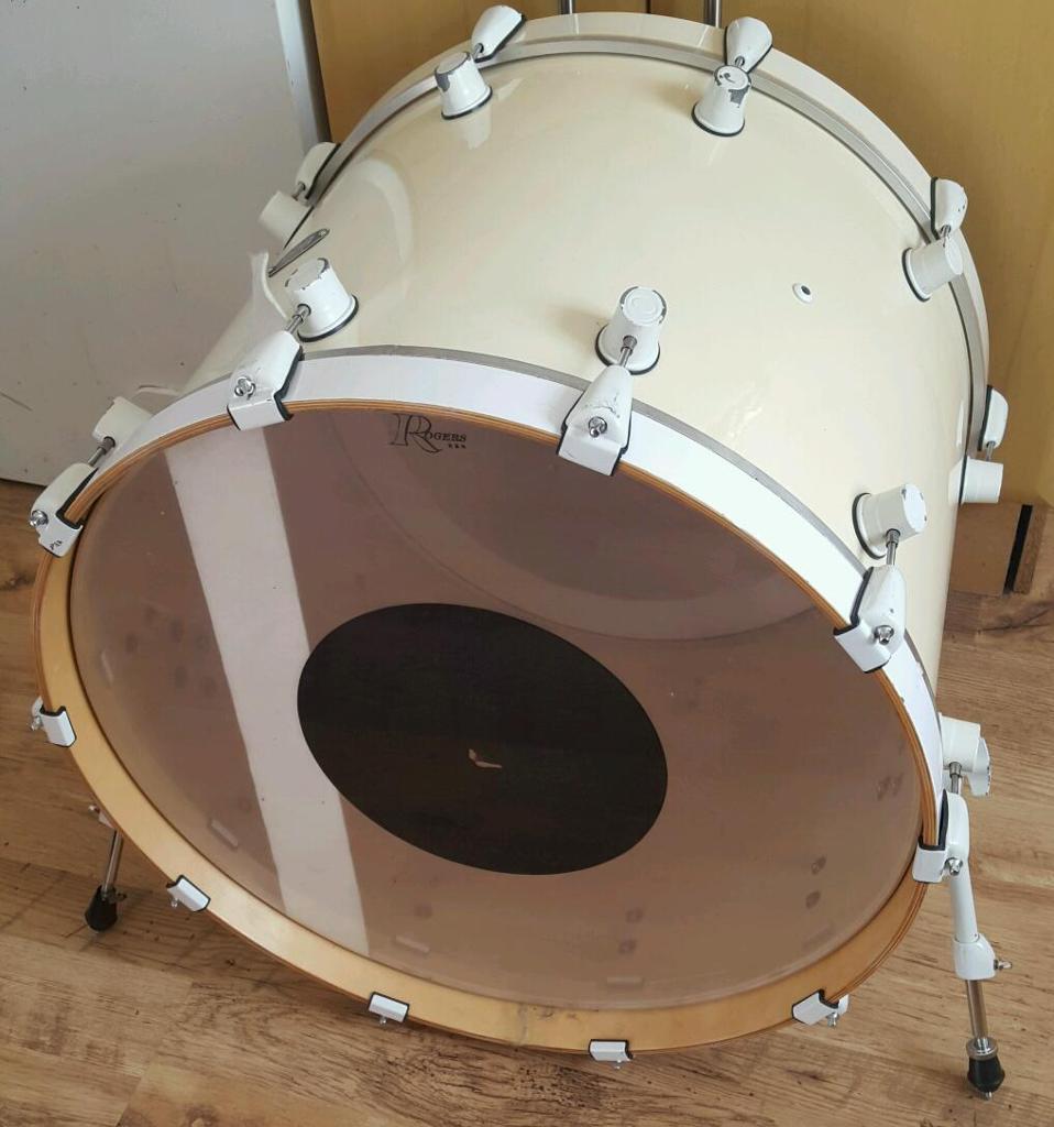 pdp dw 24 18 undrilled bass drum in colchester essex gumtree. Black Bedroom Furniture Sets. Home Design Ideas