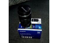 Olympus 12-50mm f3.5-6.3 ZUIKO Digital ED lens mint, boxed beautiful lens £140