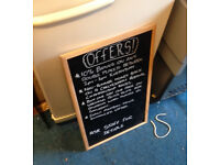 advertising board for shop coffee shop business others