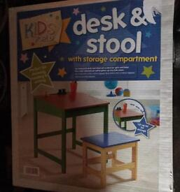 Brand new kids desk