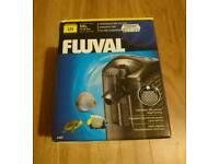 Fluval 55l underwater filter