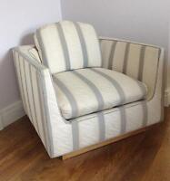 Contempary Style Chair - Excellent Condition