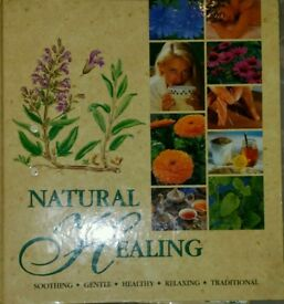 NATURAL HEALING FOLDER AND MAGAZINES COLLECTION.