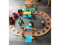 ELC Happyland Train Set & Station