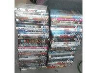 joblot 52 used dvds