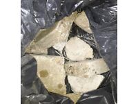 Broken Bricks and Concrete- Ideal for MOT