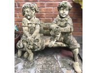 Garden statues, pick up Edwinstowe