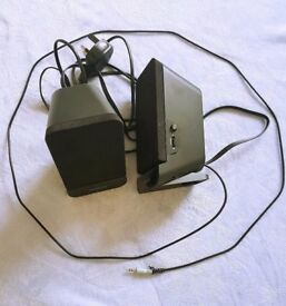 CREATIVE A60 USB SPEAKERS