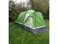Hi gear aura 3 tent with all the extras