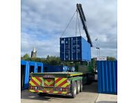 Storage outside your business!