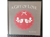 A Gift of Love book by Tilly Lane - love quotes, new