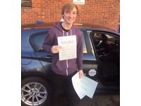 Affordable prices for driving lessons in Bmw one series Birmingham only