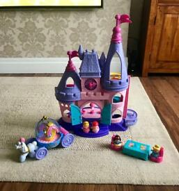 Fisher Price Little Princess Castle