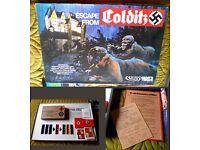 ORIGINAL EDITION 1970's ESCAPE FROM COLDITZ