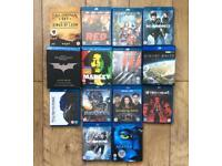 **ForSale** 105 x Blue-ray, DVD and Boxset Joblot - open to sensible offers