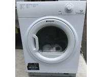 Hotpoint 7KG vented tumble dryer free delivery