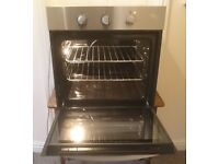 In Bideford an Immac Stainless Steel Zanussi ZOB31301XK Energy 'A' Rated (Integrated) built in oven