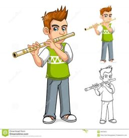 Flute Lessons for Sale