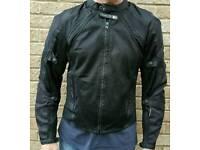 Frank Thomas Armoured Mesh Motorcycle Jacket