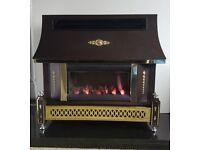 Robinson Willey Sahara RS 3.53 Kw Balanced Flue Gas Fire (Bronze)