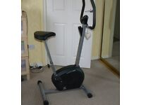 Star Shaper Magnetic Exercise Bike in great working order and condition