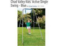 Chad valley kids active single swing like new