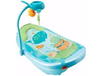 Baby bath : Summer Infant Oceans Buddy Tub