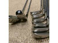 Lynx Tigress women's golf clubs