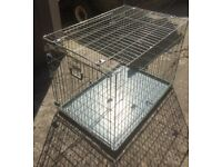 Dog cage/ crate