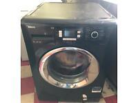 BEKO 9kg washing machine Black colour