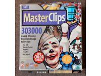 MasterClips 303,000 (Clip art)