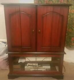 Tv unit cupboard