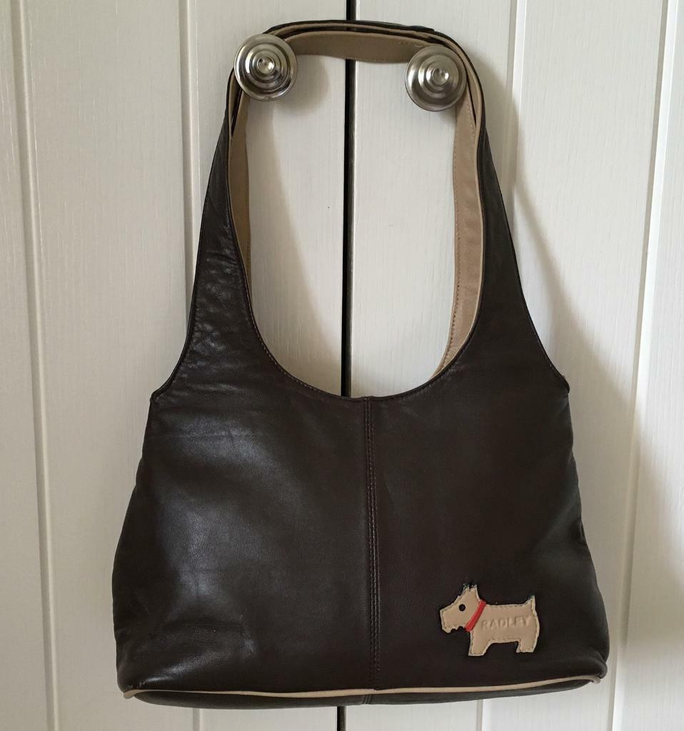 Brown Radley Handbag