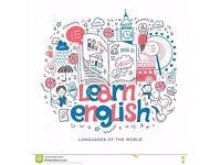 English as a Second Language - Learn English!
