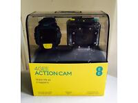 EE UK's first 4G HD action camera and view finder watch **BRAND NEW ** UNLOCKED TO ANY NETWORK