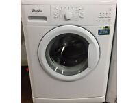 66 Whirlpool WWDC6400/1 6kg 1400Spin White A+++Rated Washing Machine 1YEAR WARRANTY FREE DEL N FIT