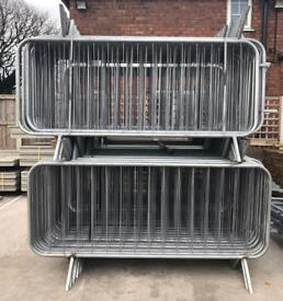 •NEW• PEDESTRIAN BARRIERS