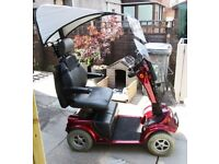 Sterling elite xs 4mobility scooter