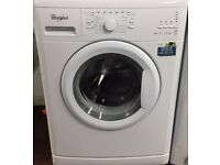 61 Whirlpool WWDC6400/1 6kg 1400Spin White A+++Rated Washing Machine 1YEAR WARRANTY FREE DEL N FIT