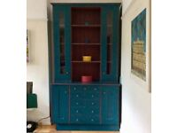 Shaker-style, hand-painted Kitchen Dresser