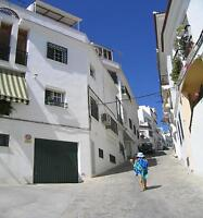 Charming 3 bedroom home in the costal town of Salobrena, Spain