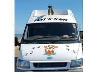Paws 'N' Claws Mobile Dog Grooming Services